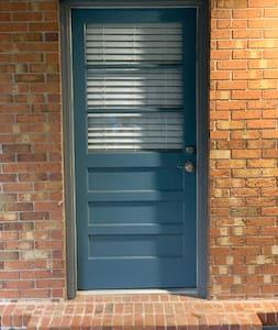 Back Door Is 2 Steps From Your Car To The Back Door