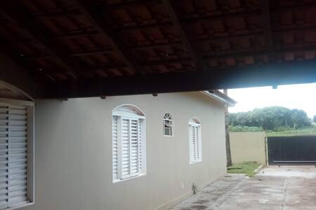 entrada da casa
