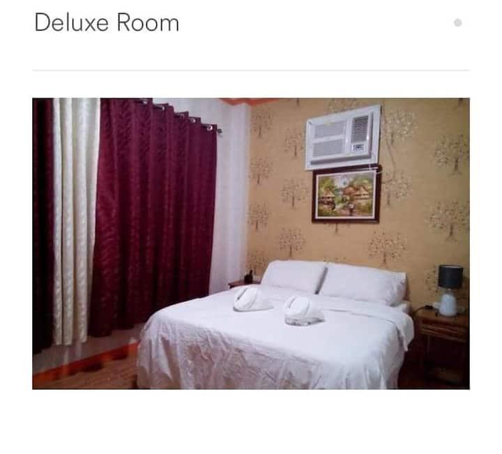 HRSS Hotel (Deluxe Room 5) in Mati