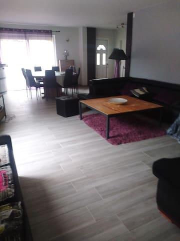 Maison 160 m2 avec piscine