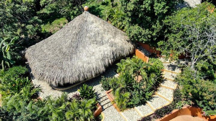 Cabañas Amaia 3: privacidad y ¡cerca de todo!
