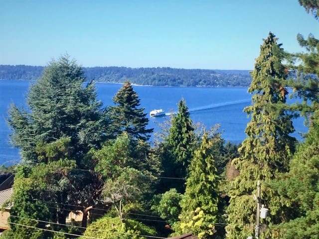 Modern Amenities, Luxury Views- Lincoln View House
