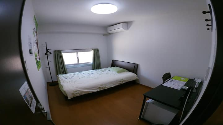 15 min. Walk from JR Ueno Station (No. 205)