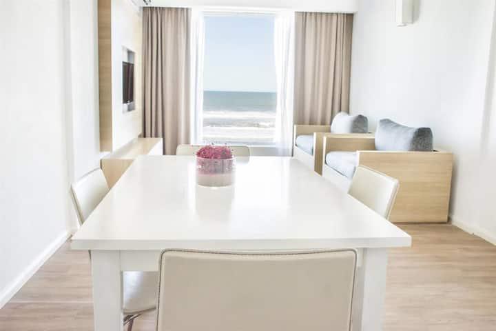 Apart con vista al mar - Pinamar Beach Resort