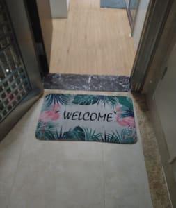 房间无台阶,无障碍进入