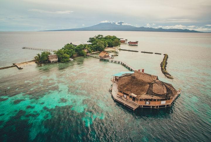 Imagination Island-Over Water 1 Bedroom Bungalow