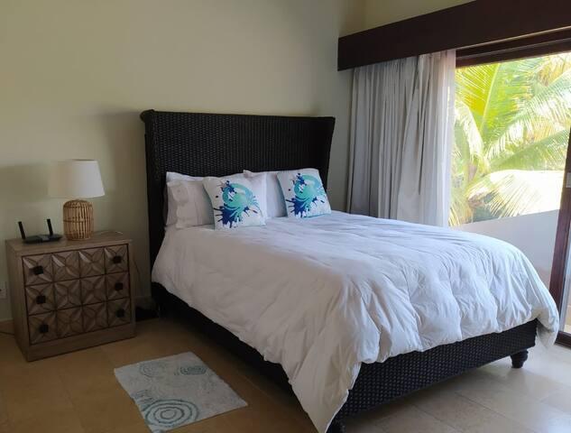 4ta Habitación con 1 cama QUEEN