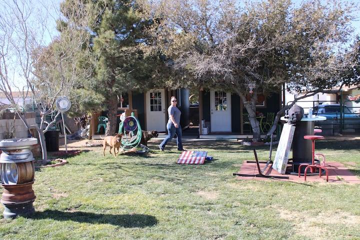 Taylor House desert retreat