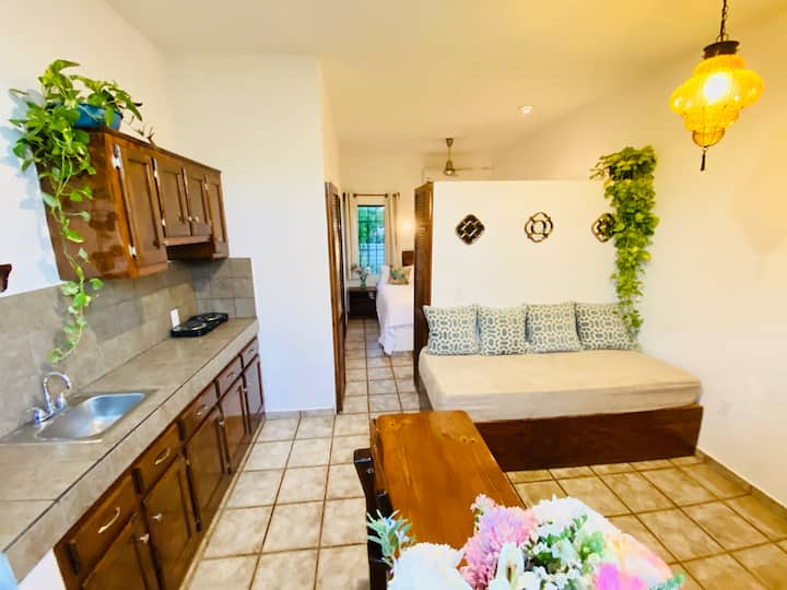 ¡BEAUTIFUL apartment 6 blocks away from LA MARINA!