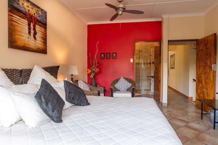 Elephant Coast Guesthouse Double Room A