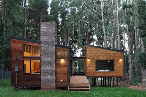 Dullstroom Forest Cabin