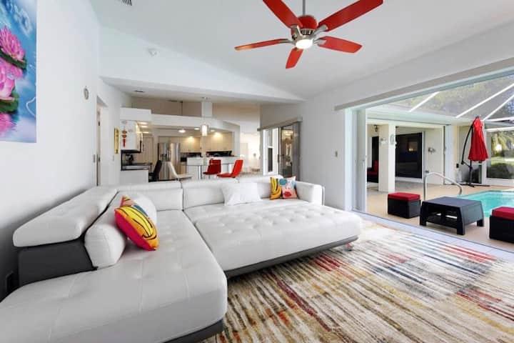 Villa Florida Dream in SW Cape Coral