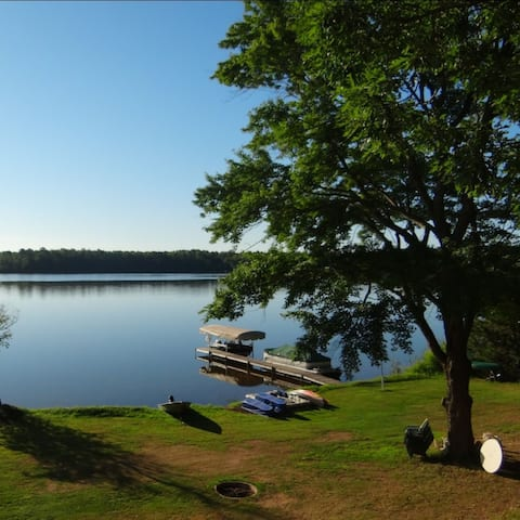 Welcome to Loons Landing in Minong, WI