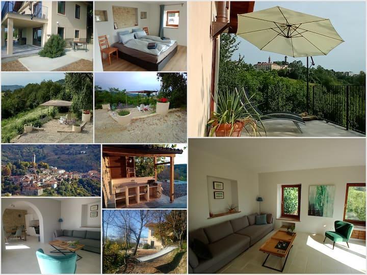 Casa Rea Luxe vakantiehuis in Piemonte