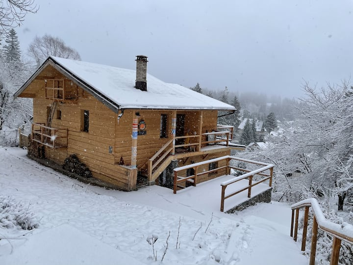 Boarder's Cottage - Spectacular Mountain View