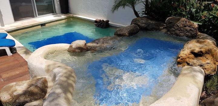 Casa Ibnas Cuernavaca con alberca