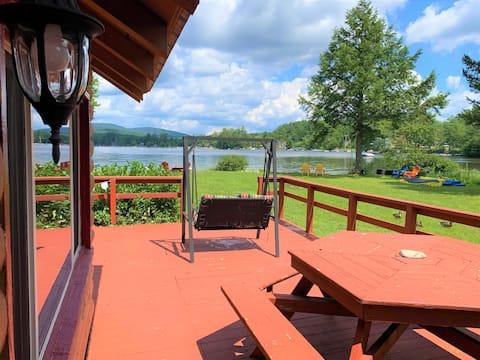 Lakefront Cabin on Caroga Lake, NY