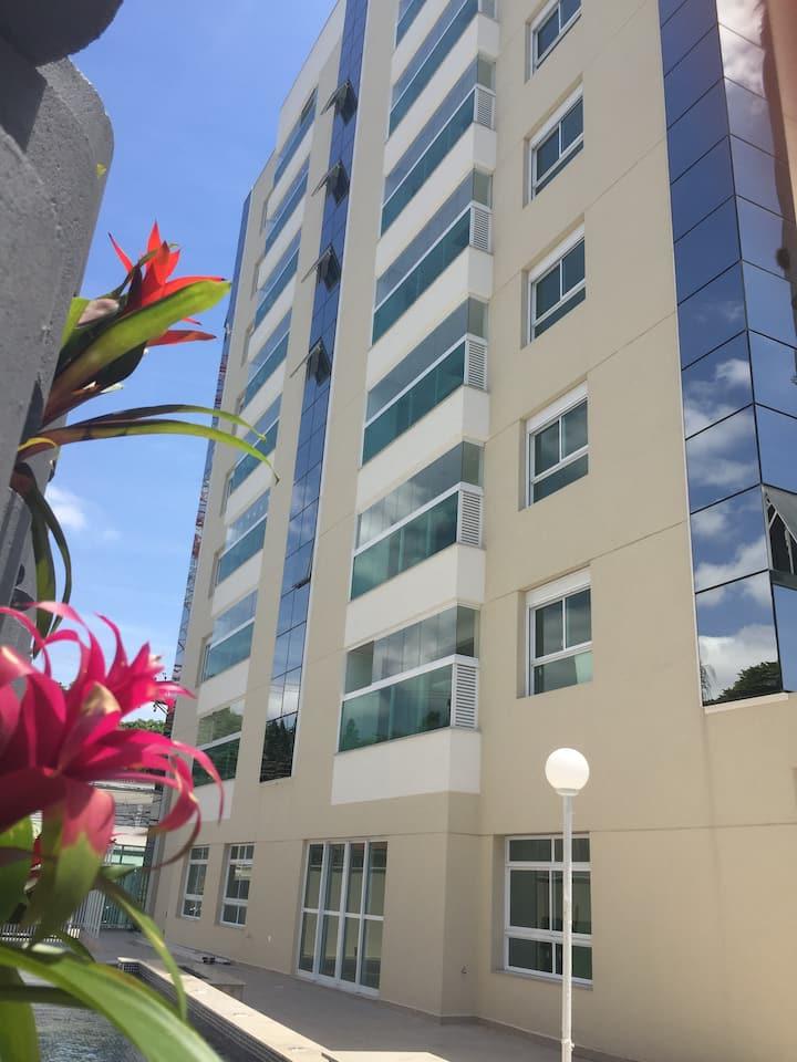 Super neue 35m2 Wohnung Dopplebett Brooklin