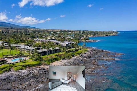 Oceanview Condo at Famous Napili Bay