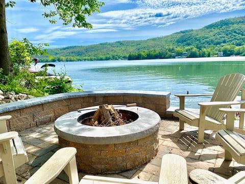 Summer View Lake House