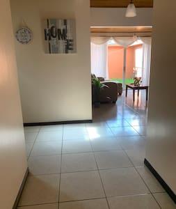 Easy access to living room, main door and garage
