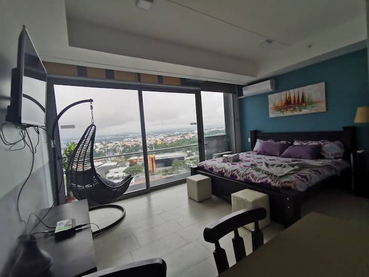 Amazing View Studio in Luxurious Best Zone Tower