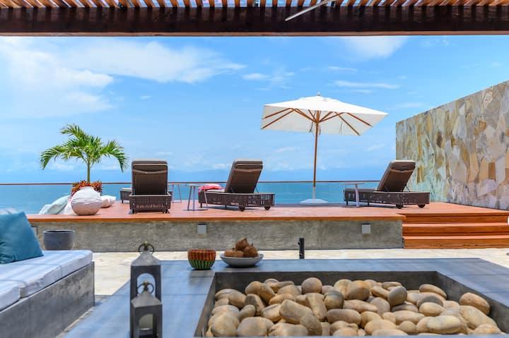 Amazing Penthouse South Punta Mita Condo 4Bdrm