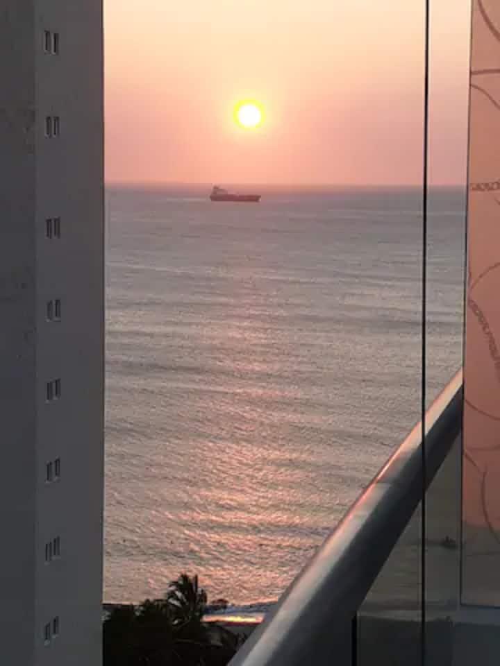Acogedor loft a 50 metros de la playa