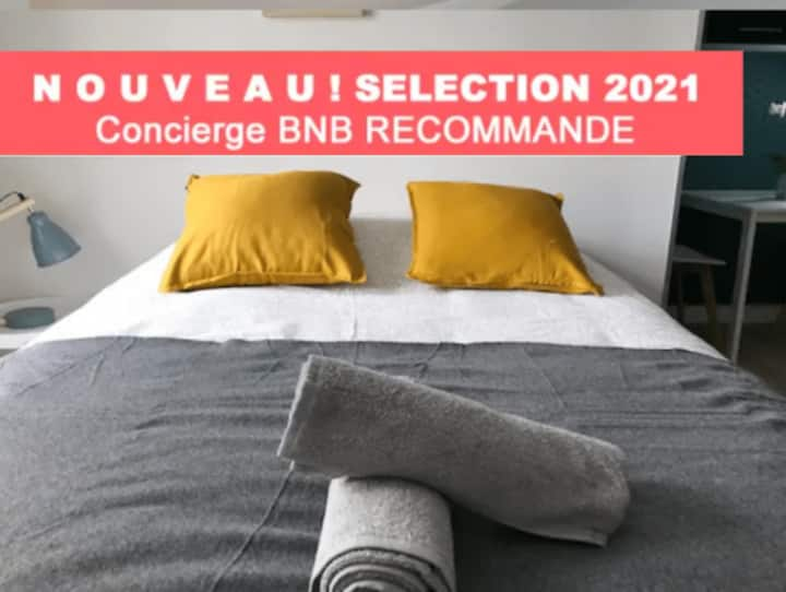 D3 Residence BNB Express accès salle Fitness  Gare