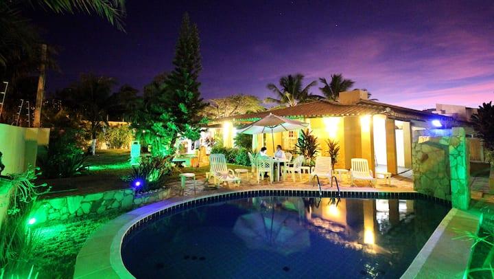 Villa Flamboyan Tropical Hotel