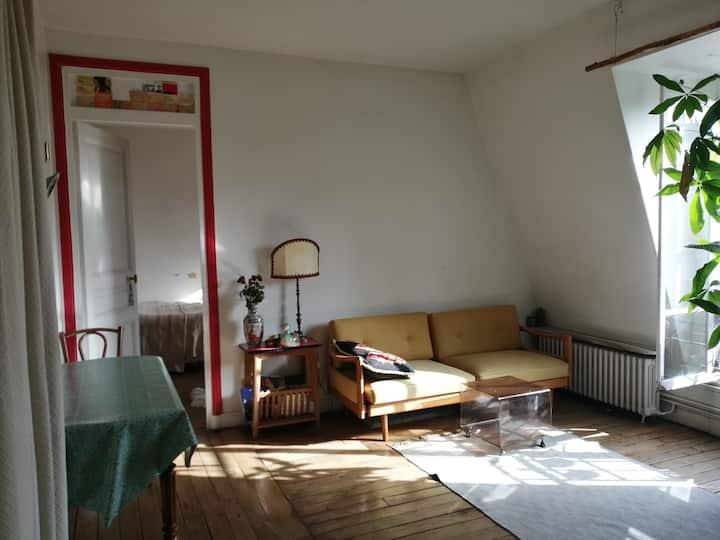 Charmant appartement à Guy Môquet