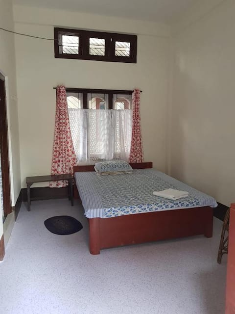 Basic Double Room with attached bathroom