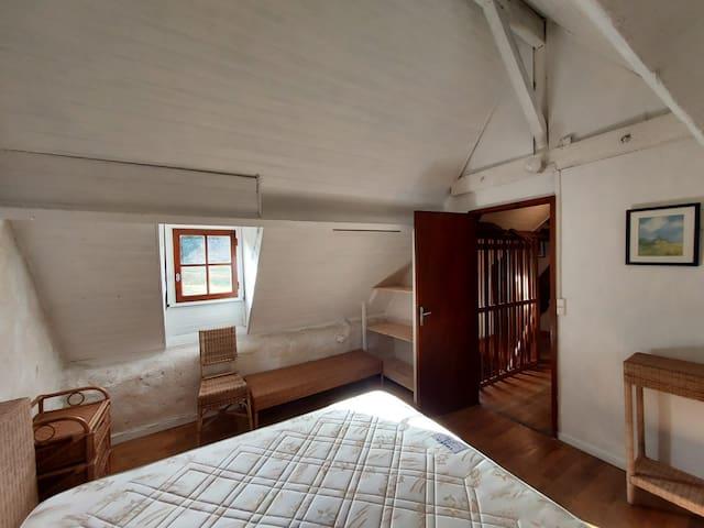 Chambre 1, bedroom 1