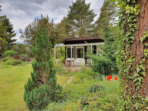Summer home: green oasis in Oranienburg