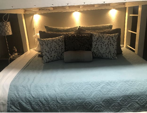 Master Bedroom Beds:  (1) Queen (1) Full or Double (1) Twin (Trundle)