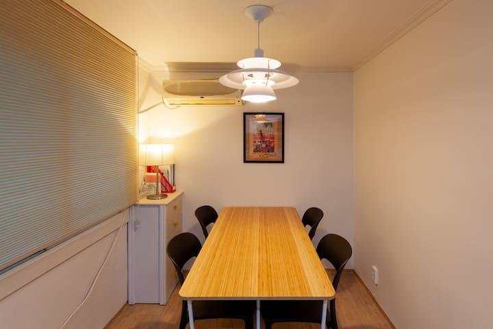 ChunAFe Azit _ whole Apartment _ Chuncheon