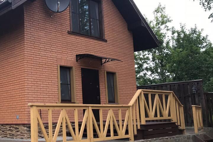 Коттедж с сауной | Countryhouse with sauna