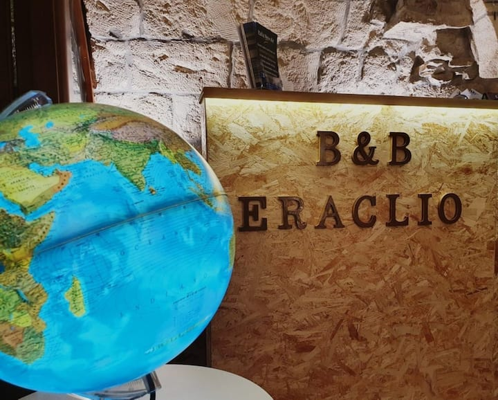 B&B Eraclio Family Room