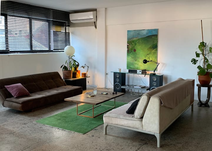 Luminous Loft Studio near Galata Tower