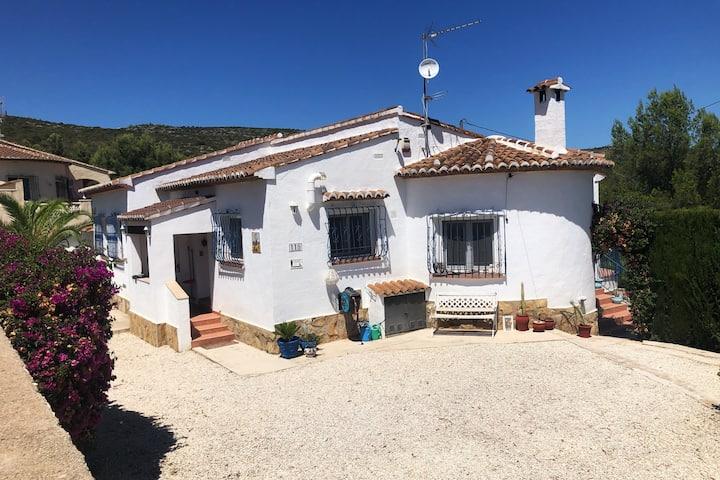 Villa proximité Javea Moraira calpe