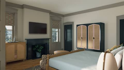 The Manor House - Petite Queen Room