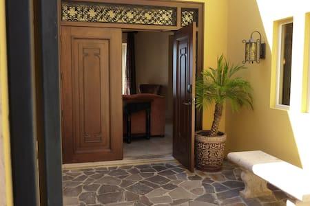 房客入口寬敞