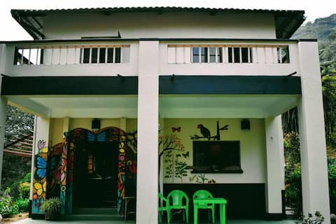 Casa de Campo Tarapari Yungas
