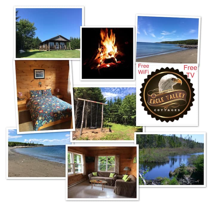 EAGLE VALLEY COTTAGES  Pure Relaxation & Adventure