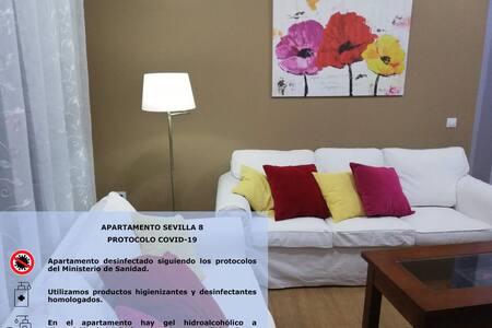 Apartamento Sevilla 8