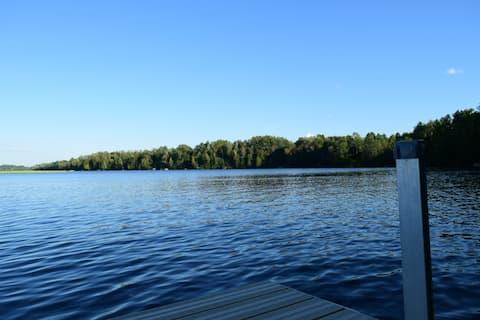 Big Bear's Den - On Lake Alexander
