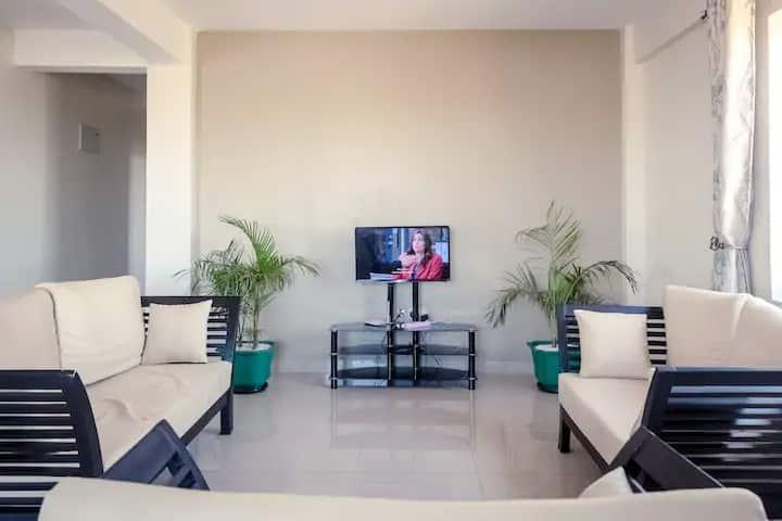 Big 3BR Lux Apartment w/ WIFI & Netflix in the CBD