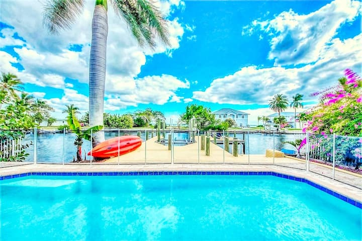 """House by the Sea"" - Matlacha  by Cape Coral"