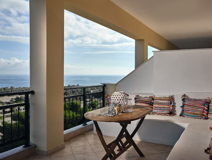 Lithies Boutique Hotel - Deluxe Sea View Studio