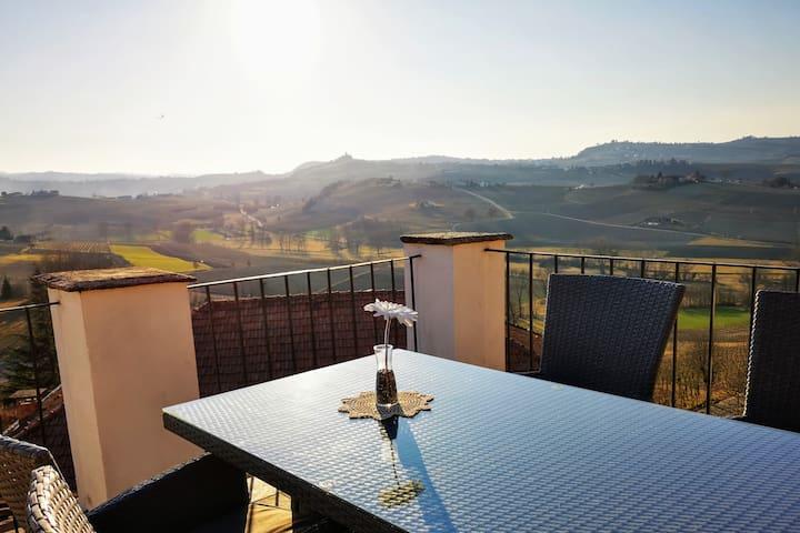 La Maggiorina - apartment with two terraces